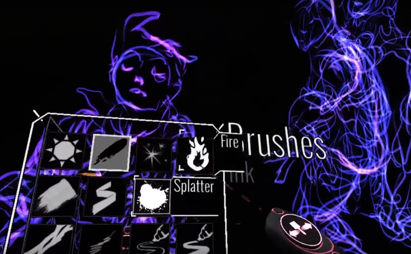 TILT BRUSH – new ways of creativity
