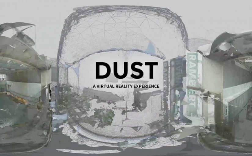 DUST – VR as a medium for contemporary dance