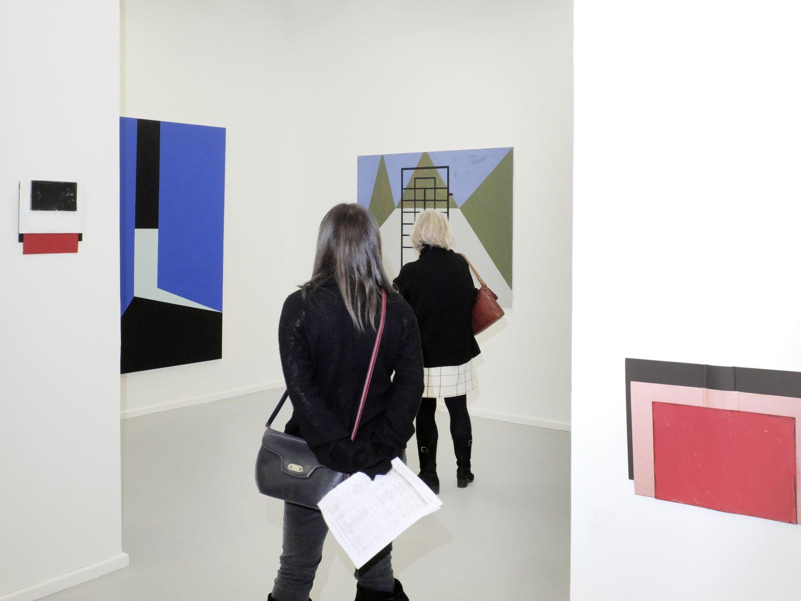 Rudigier opening Galerie Kuchling